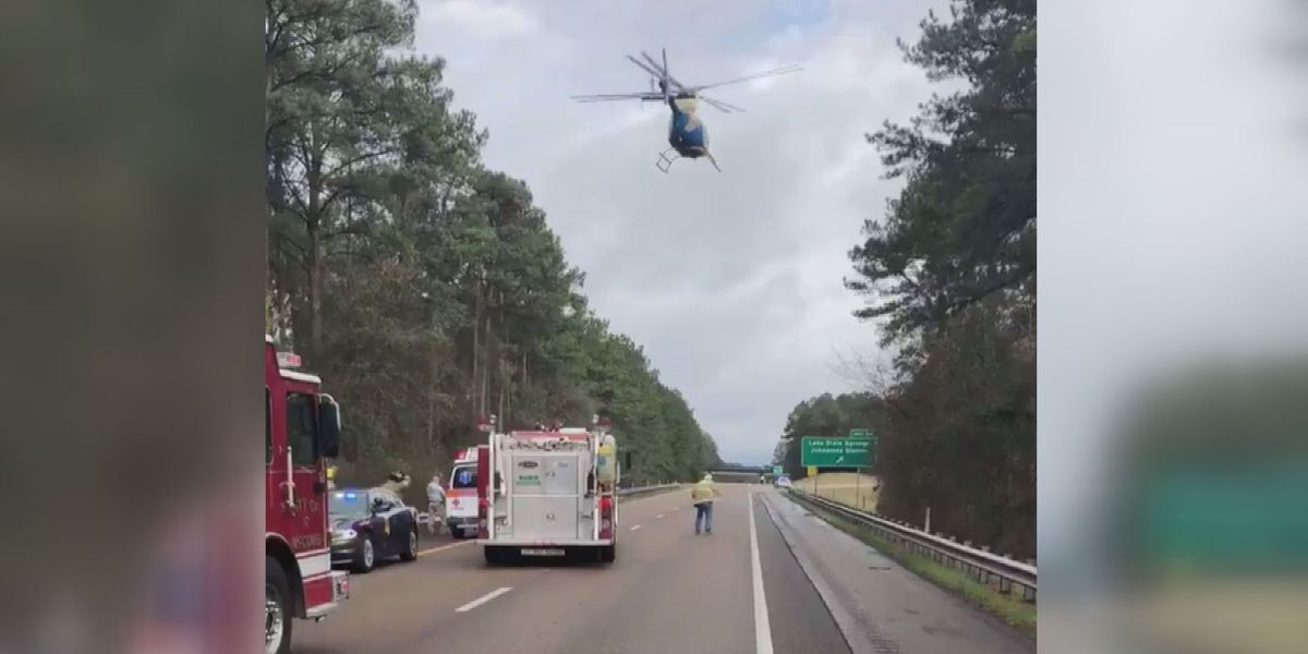 19-year-old killed, 2 teens injured after car hits trees on I-55 in Pike County