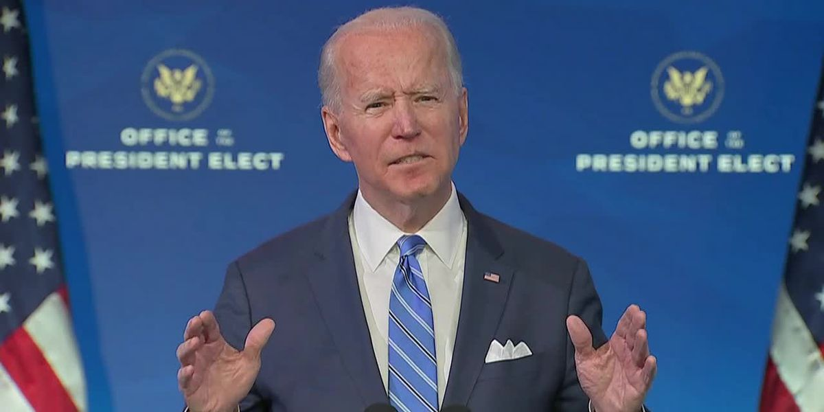 Biden unveils major COVID-19 relief as cases rise