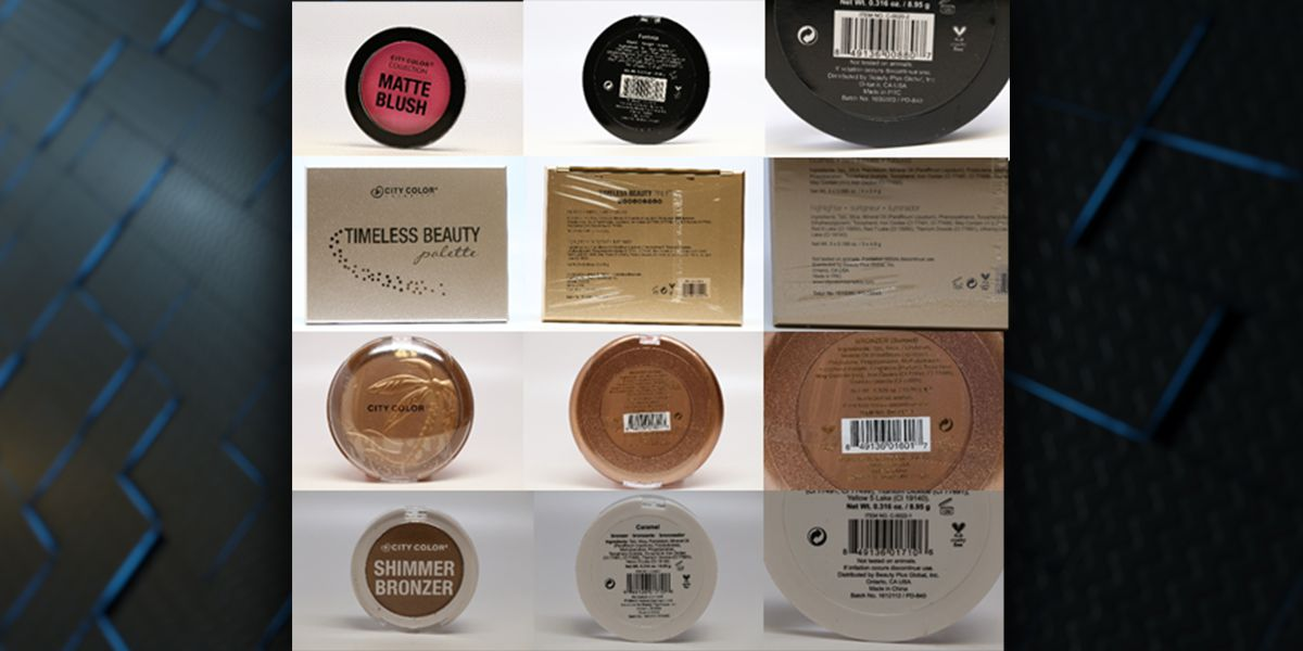 RECALL ALERT: Beauty products recalled due to presence of asbestos
