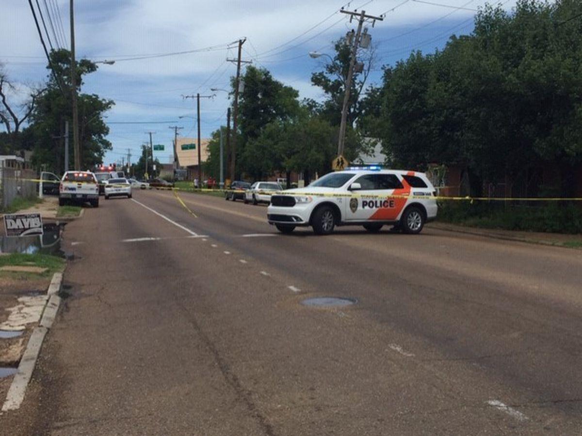 Man found shot to death at Dewitt Street and Bailey Avenue identified