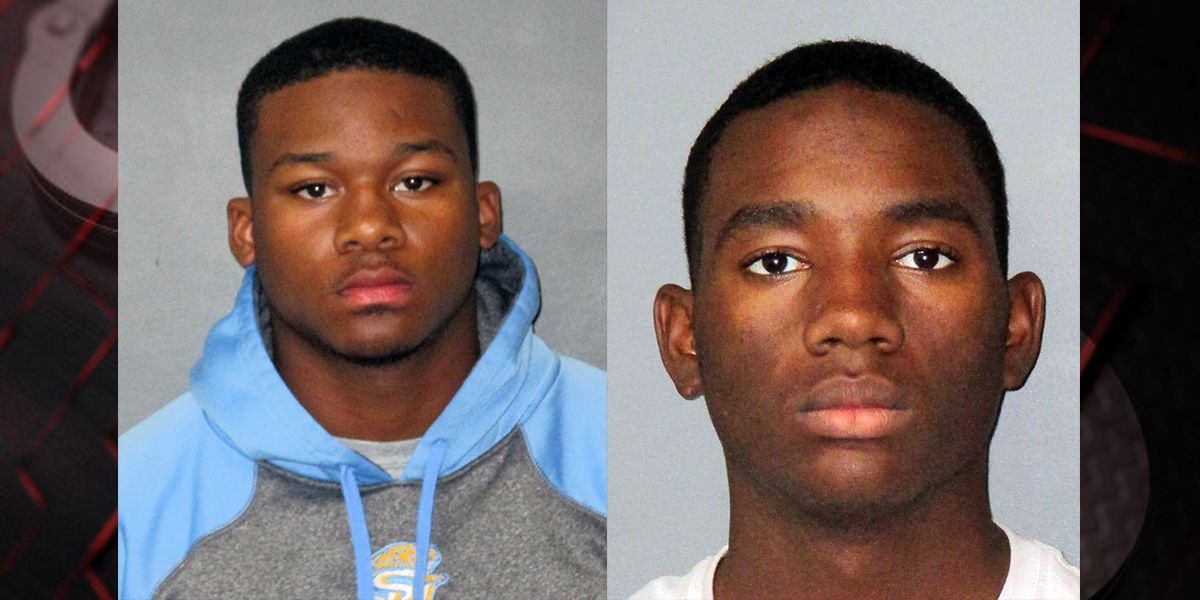 Teen charged for alleged rape of girl at high school; second teen charged for holding door shut
