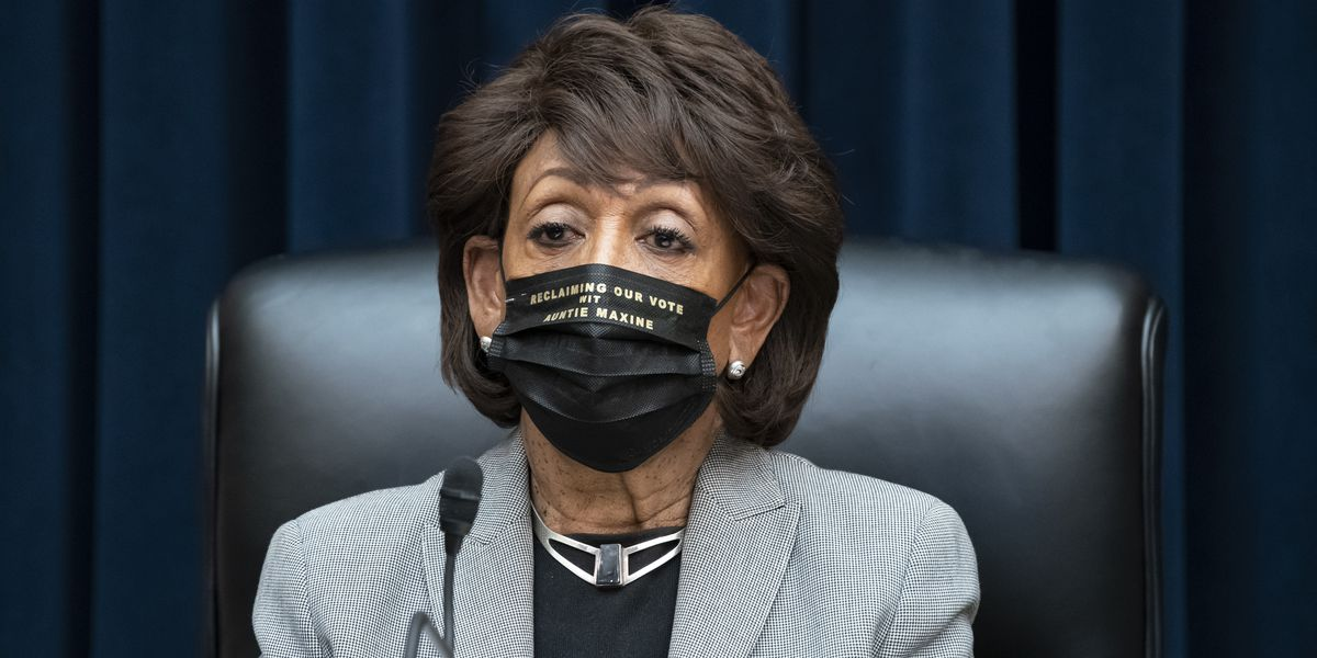 Amid outcry, Rep. Thompson says Maxine Waters 'entitled' to protest remarks