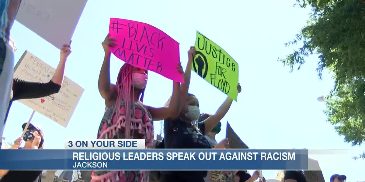 Religious leaders in the Metro speak out against racism