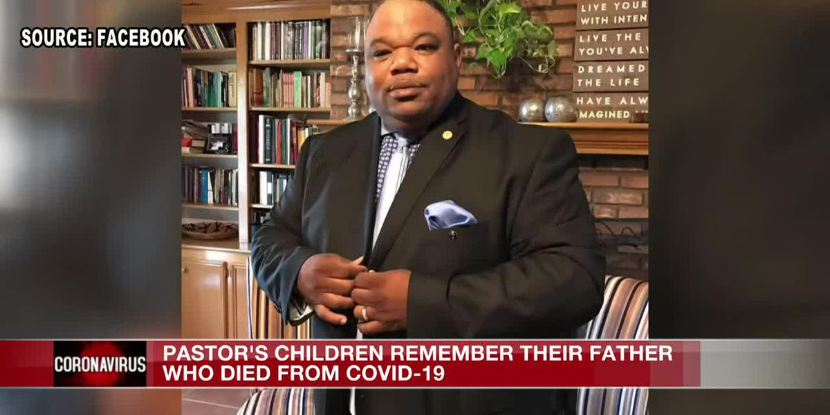 Children of pastor who died of COVID-19 remember their father