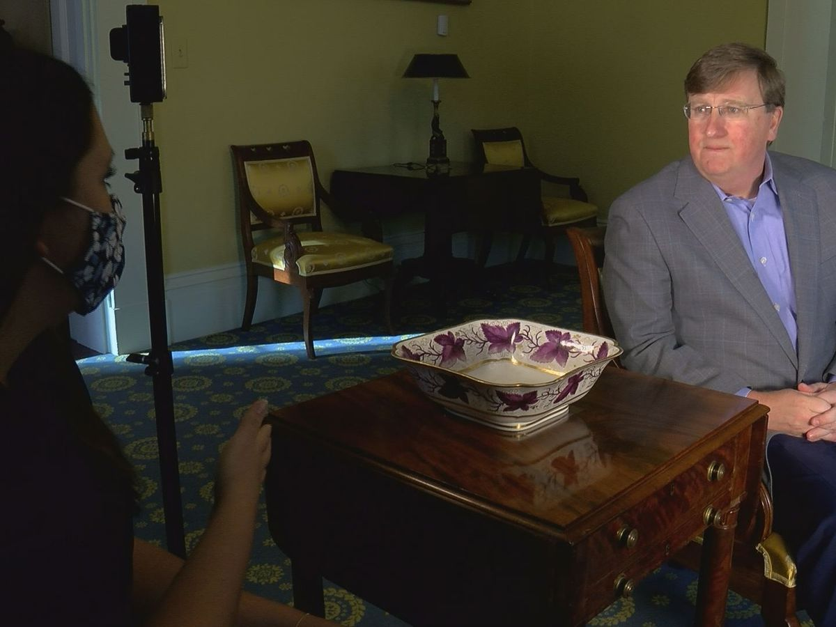 Gov. Reeves: 'It's a constant battle to try to figure out what is the right thing to do'