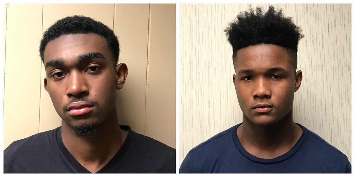 Teens charged in weekend shooting on Miss. Fairgrounds