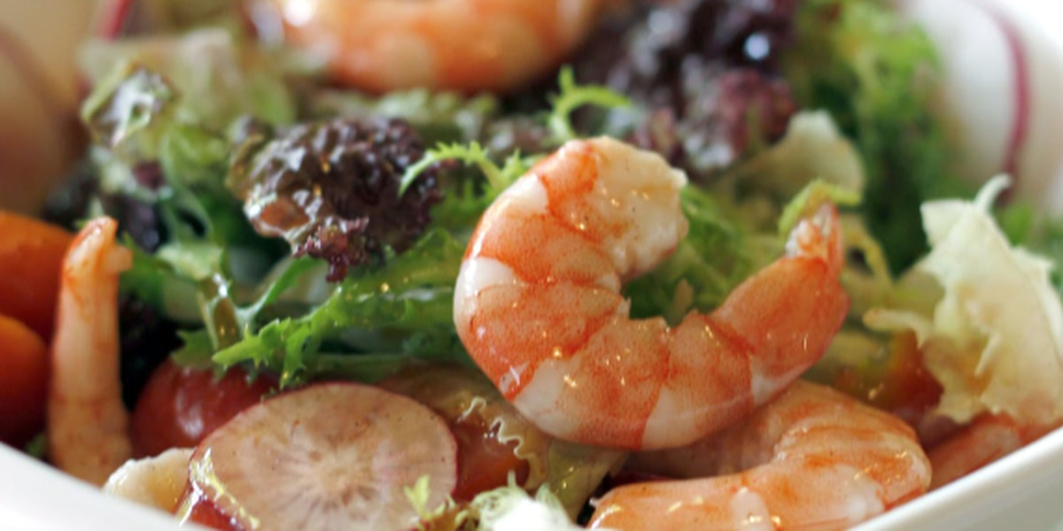 Kroger recalling shrimp products due to potential health hazard