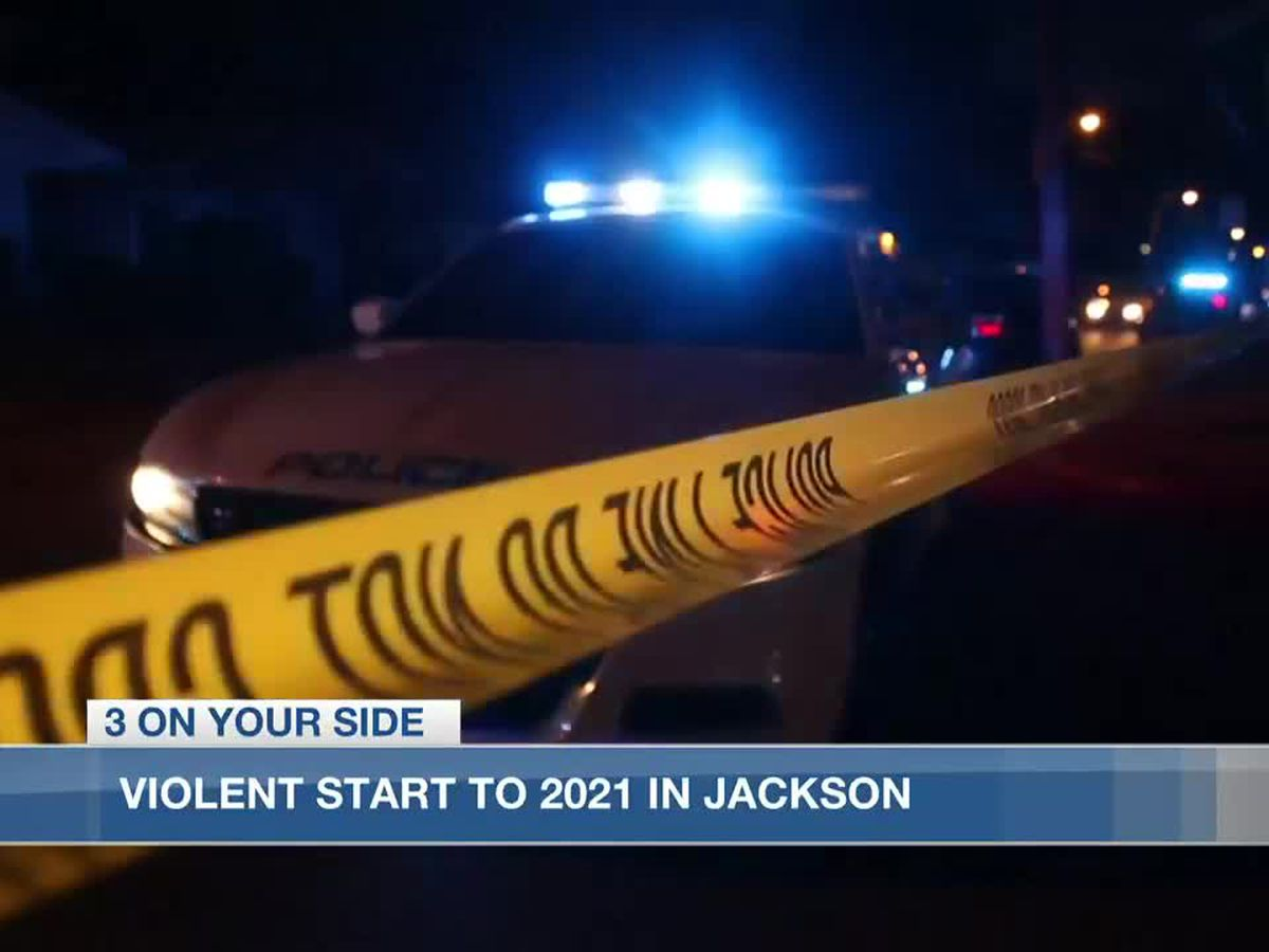 Jackson homicides surge, gun violence drops in first two weeks of new year