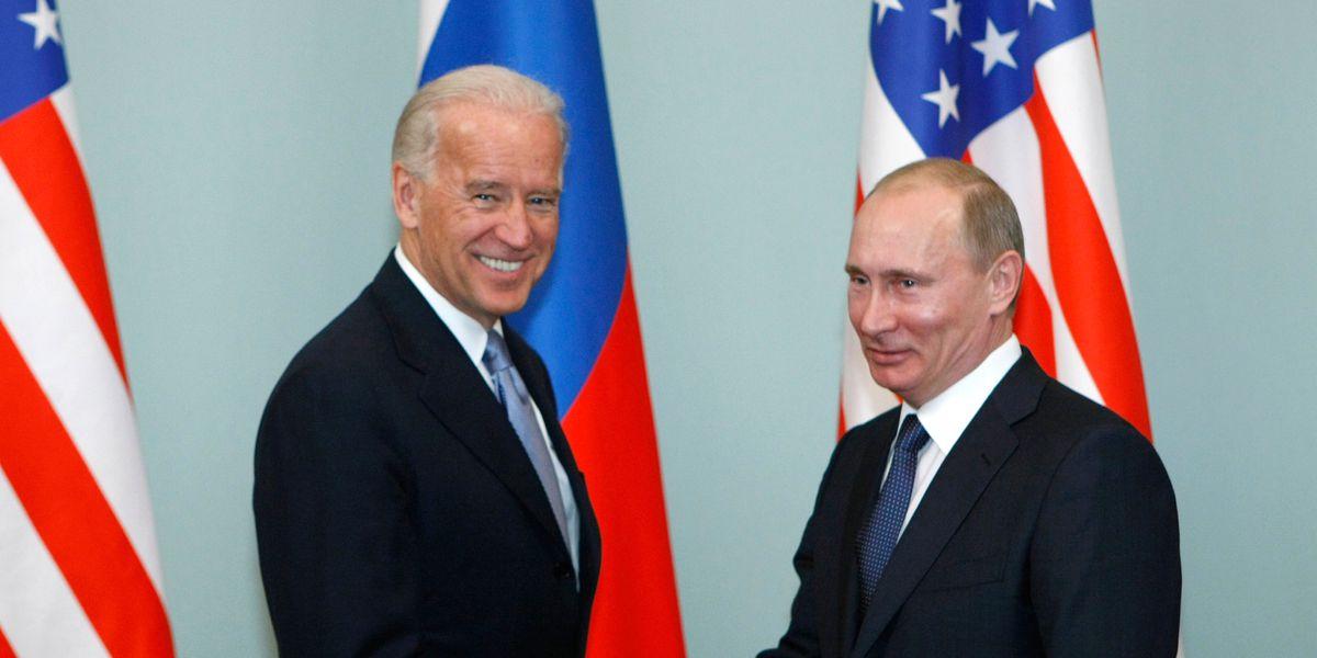 First Biden-Putin call shows both cautious on big concerns