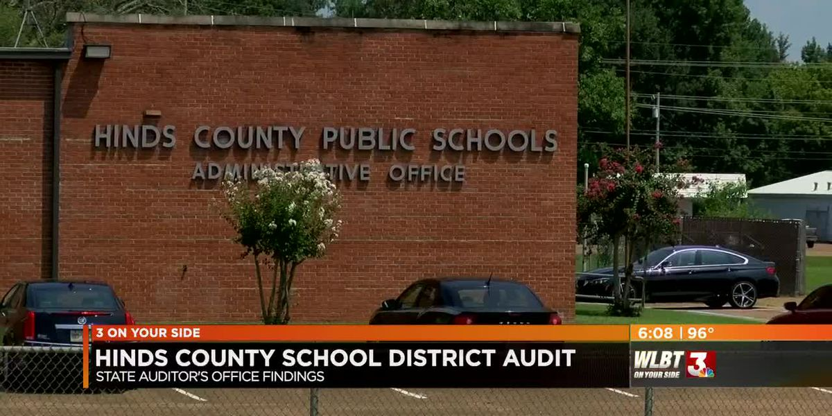 "Routine audit uncovers ""alarming business practices"" at Hinds Co. school district"