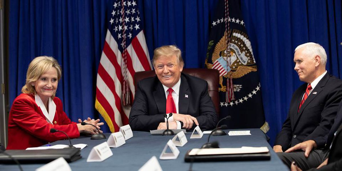 President, Vice President discuss prison reform at roundtable before rally