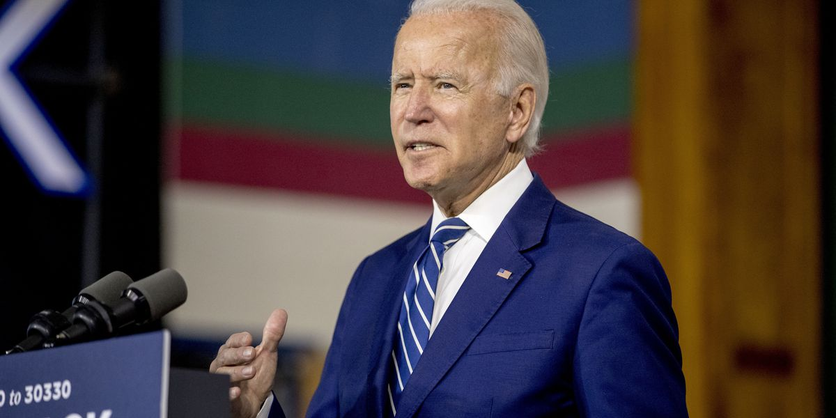 Biden draws distinction on Black, Latino political diversity