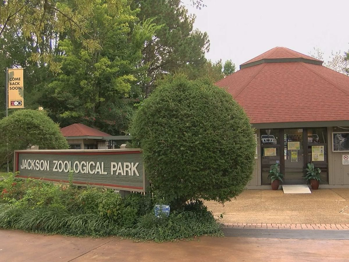 Jackson Zoo closed Friday due to damages caused by severe weather