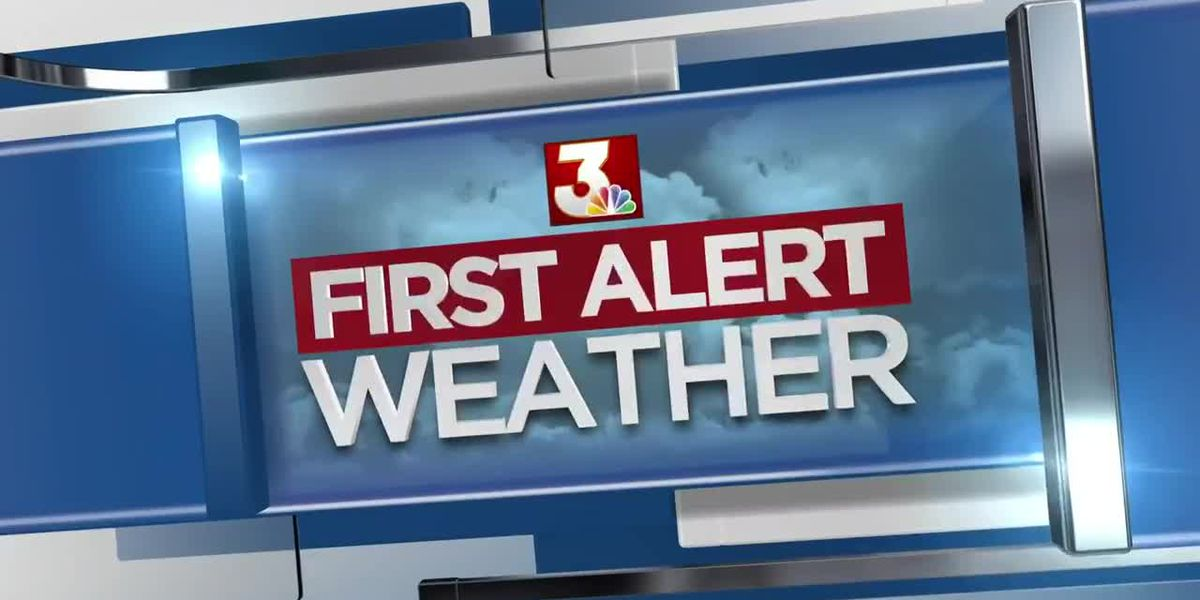 First Alert Forecast: Pleasant Today; Turning Much Colder