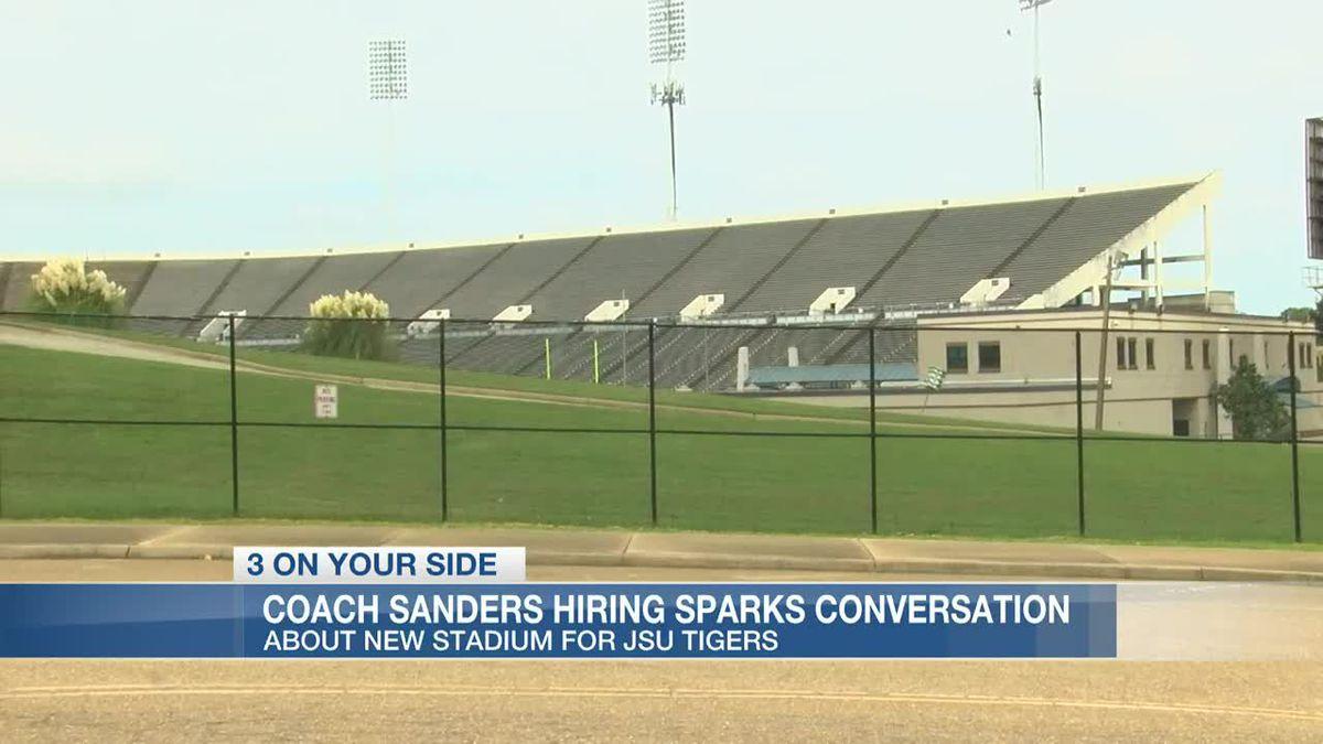 Hiring of NFL great Deion Sanders prompts talk of new stadium for JSU