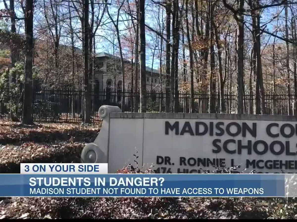 Madison mom upset after suspended child gets on campus