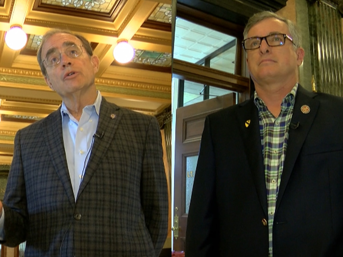 DECISION 2019: Lt. Governor candidates weigh in on teacher pay issue