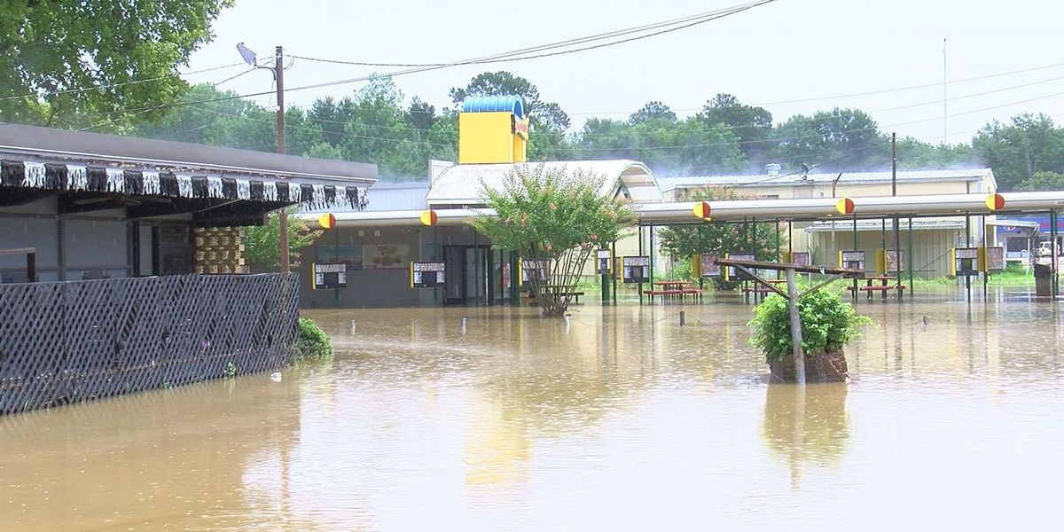 Businesses recuperating after weekend flash flood in Lexington