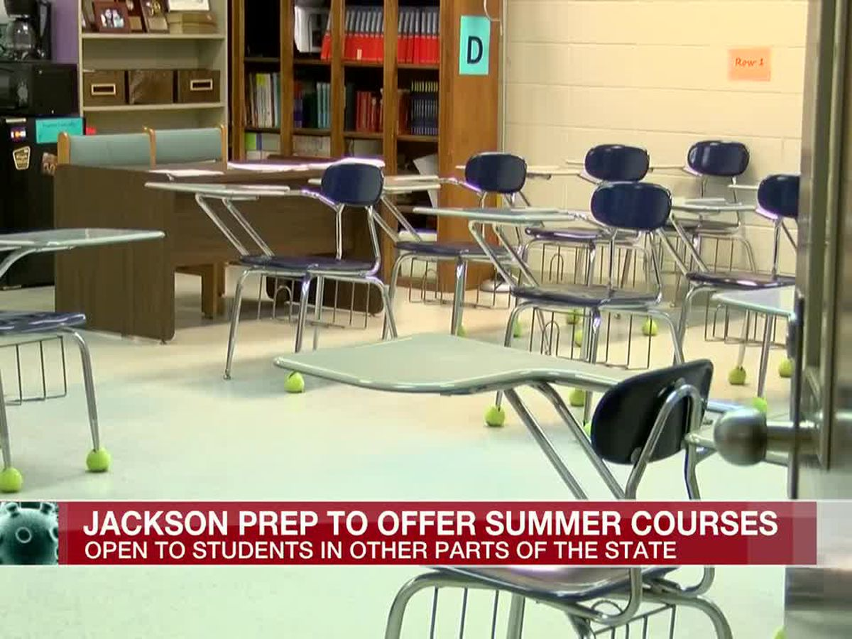 Jackson Prep offering summer classes for students across the state