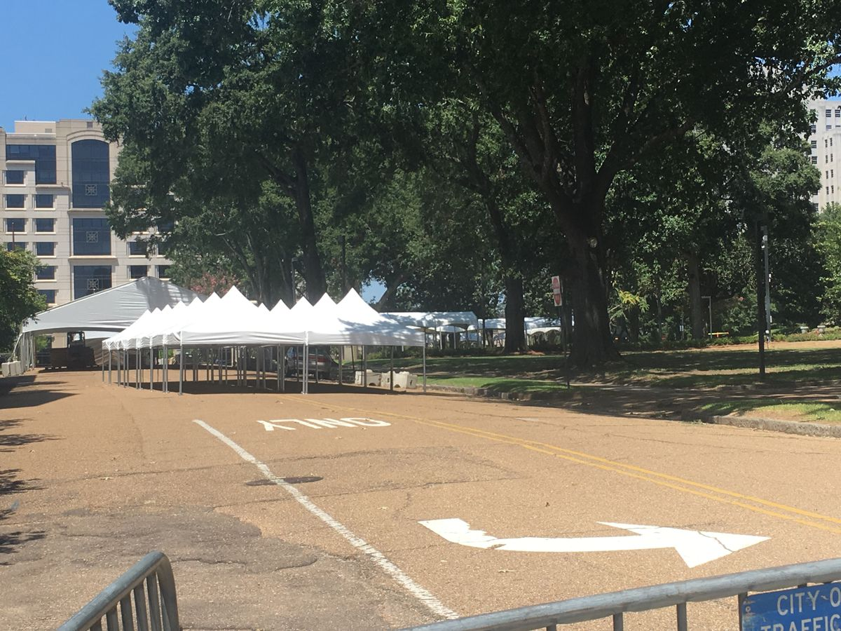 Construction at the Capitol won't interfere with MS Book Festival