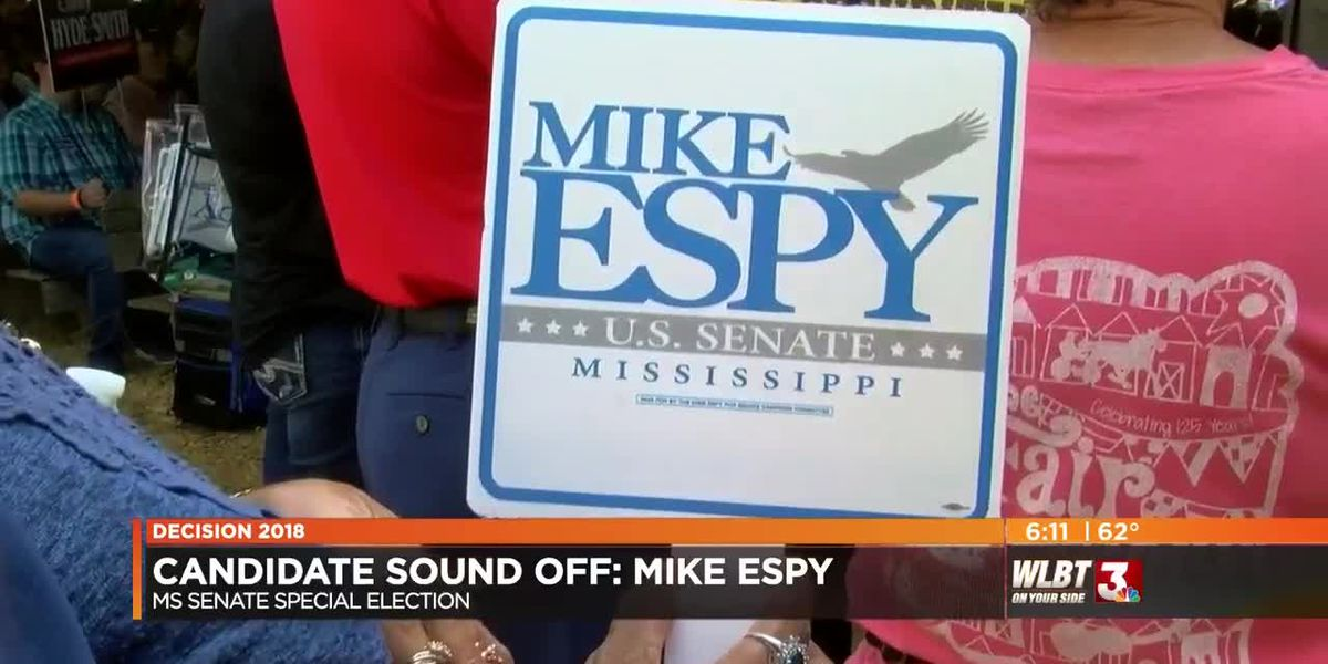 Candidate sound off: Mike Espy