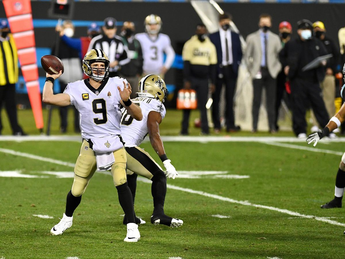 Drew Brees and Taysom Hill deliver 2-seed for the Saints in the playoffs