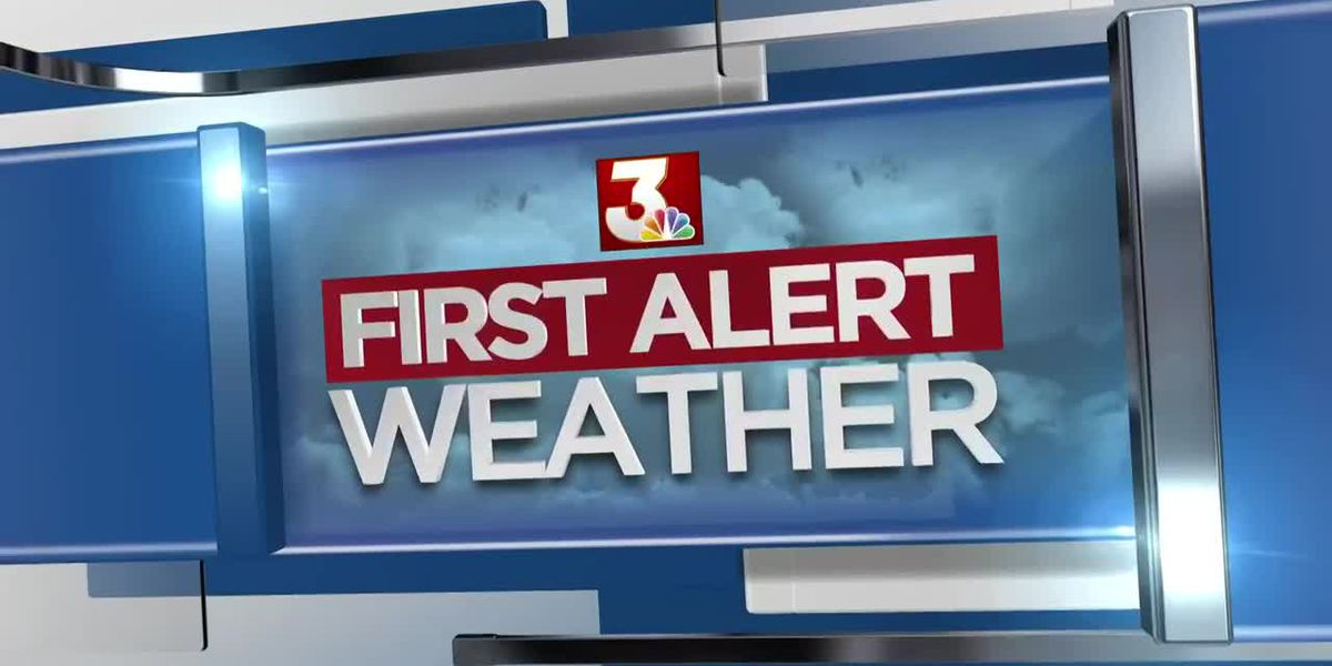 First Alert Forecast: Warm, Dry Weekend