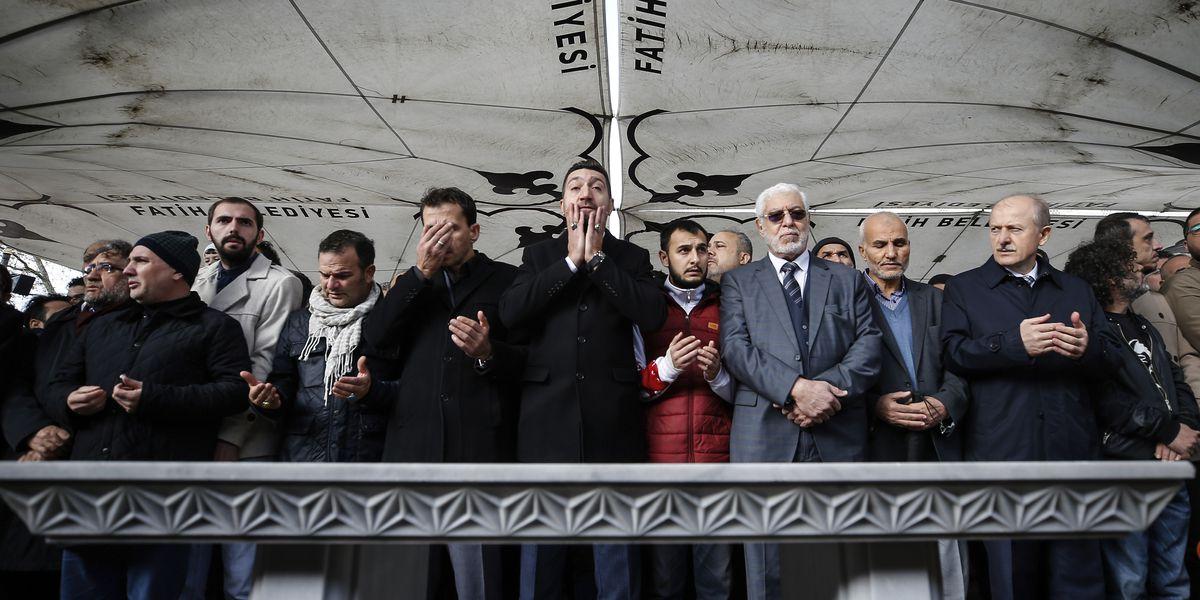 The Latest: US intel says prince ordered Khashoggi killing