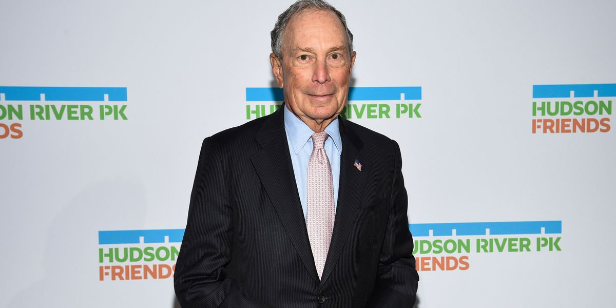 Michael Bloomberg opens door to 2020 presidential campaign