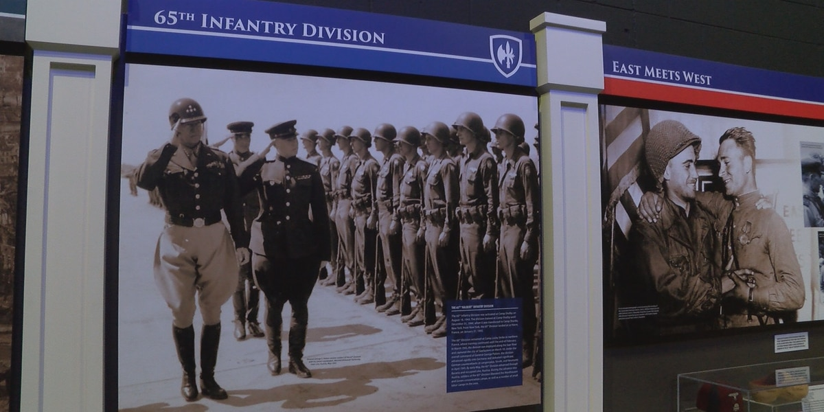 Camp Shelby museum hosting reunion of WWII soldiers in 2020