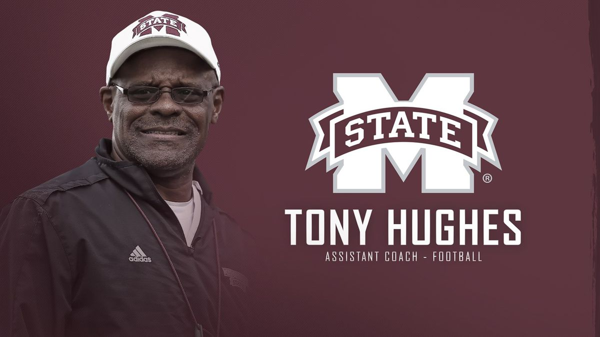 Tony Hughes announced as assistant coach at Mississippi State