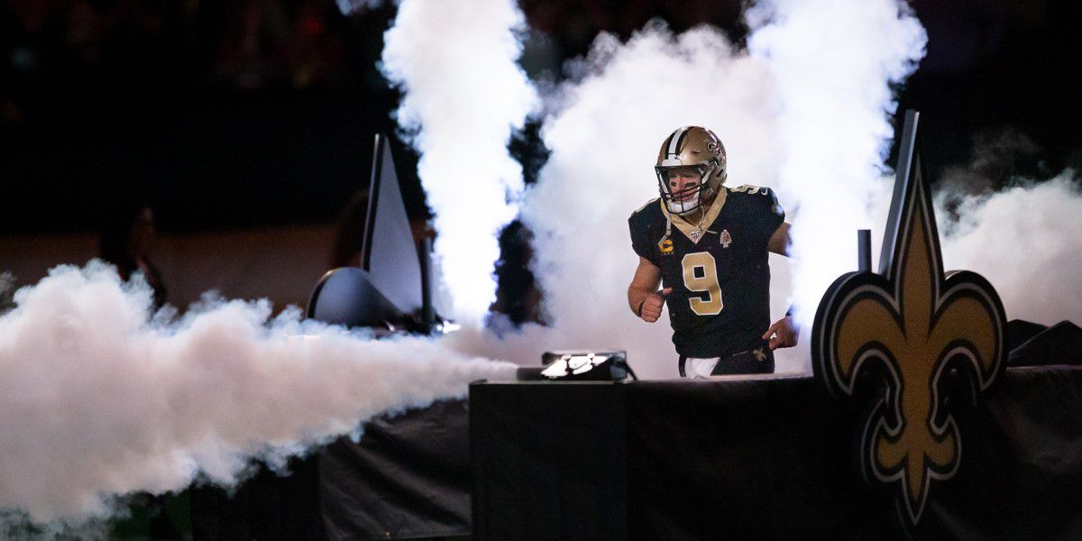 Brees joining NBC Sports after retiring from the Saints