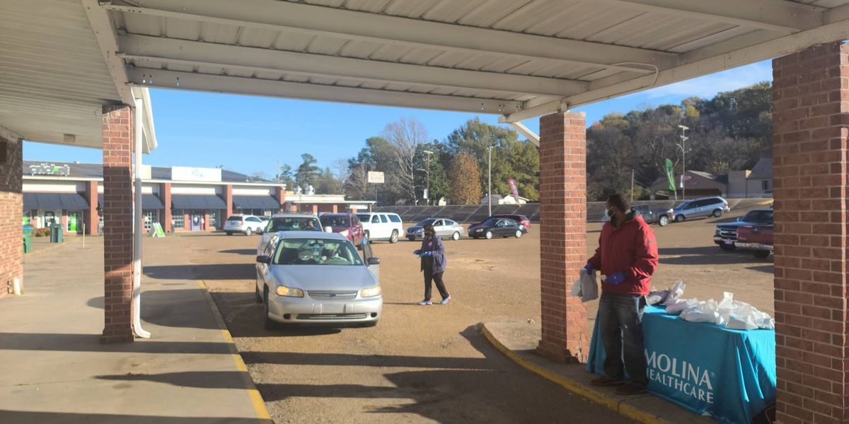 Groups distribute some 250 food vouchers in Yazoo City