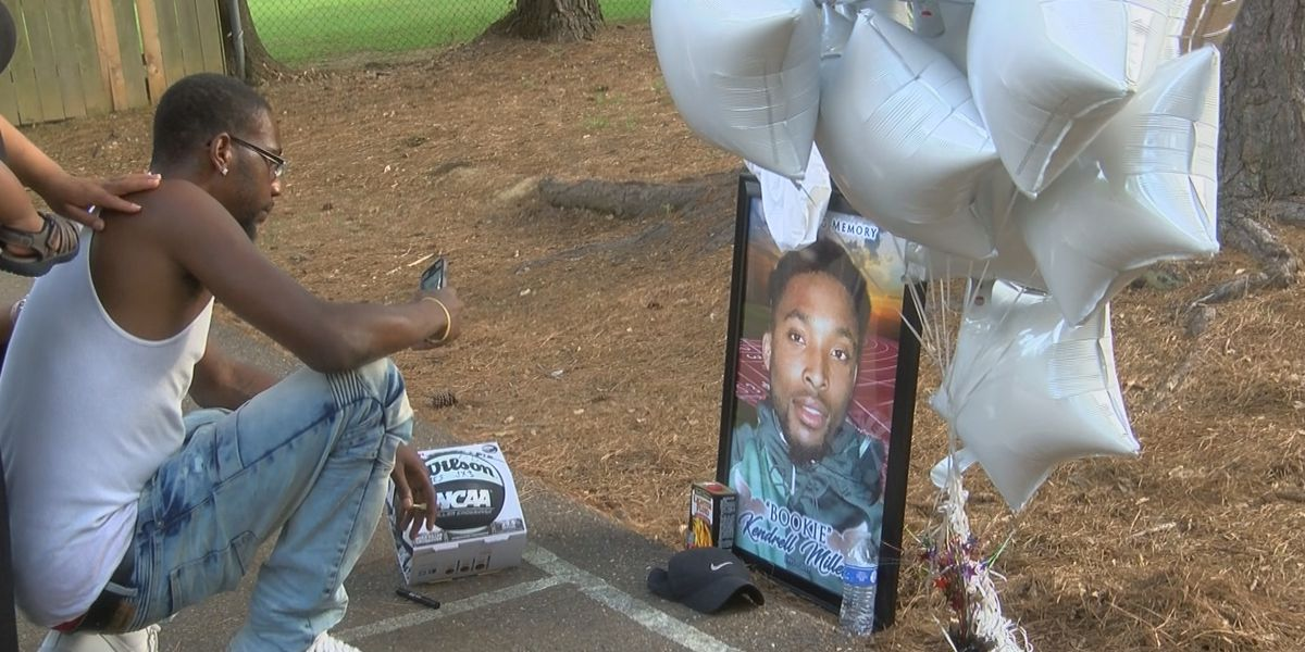 Remembering Kendrell Miller: Friends, family hold vigil for the father gunned down in Ridgeland shooting