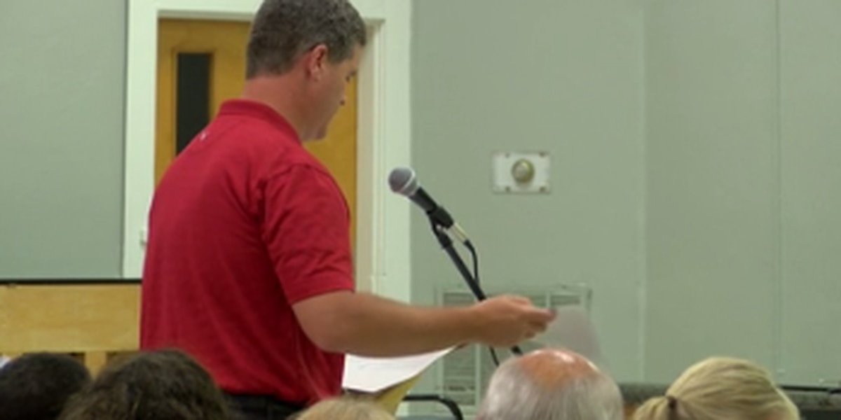 Citizens voice concerns over proposed NCL Landfill in Ridgeland at Tougaloo College