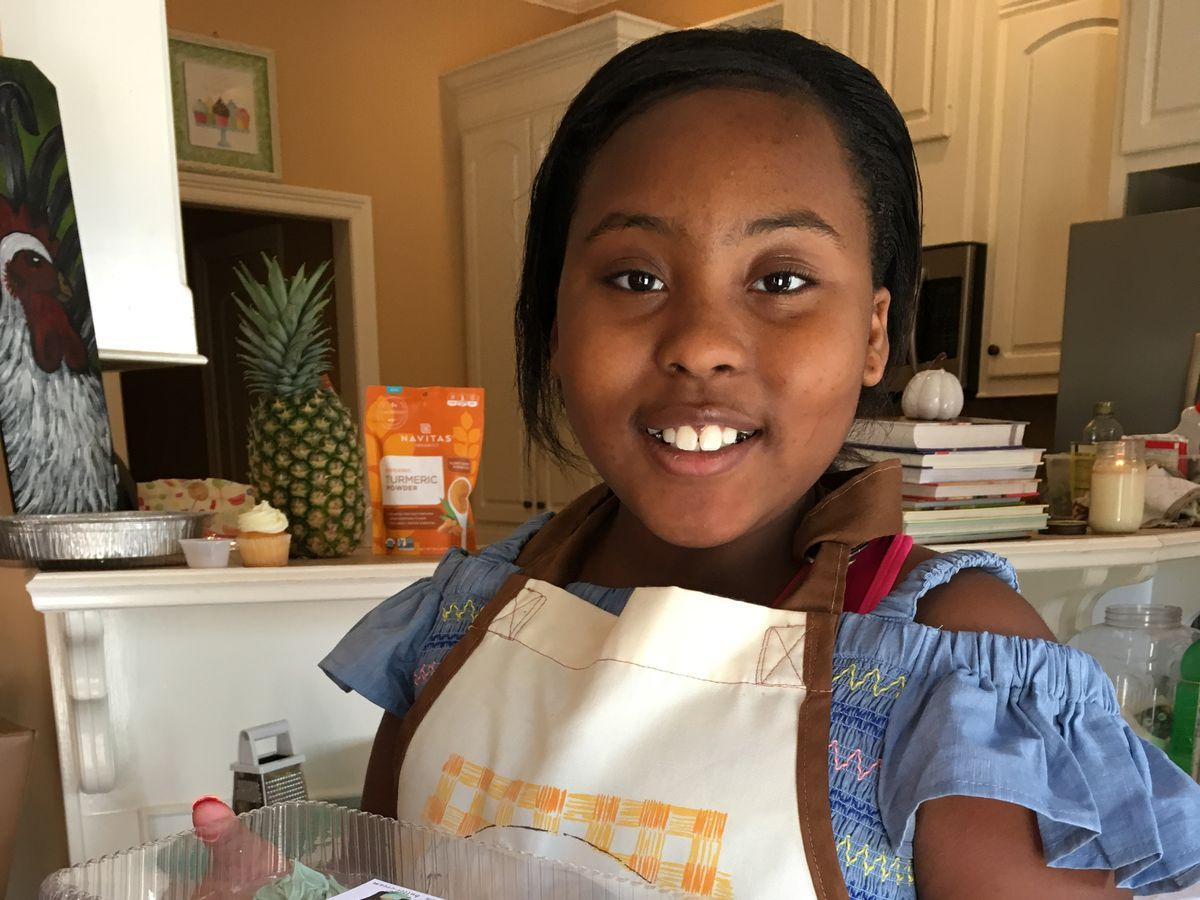 9 year-old starts baking business in Vicksburg