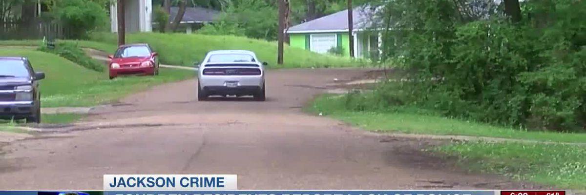North Fondren residents report no police presence amid rising crime