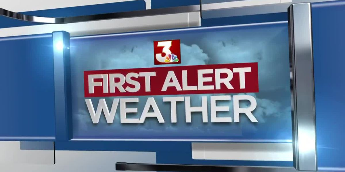 First Alert Forecast: cold Tuesday, rain returns Thursday