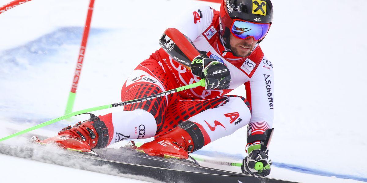 Hirscher dominates to win Alta Badia GS 6th straight year