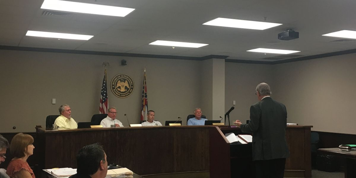 Rankin Supervisors vote to issue bonds