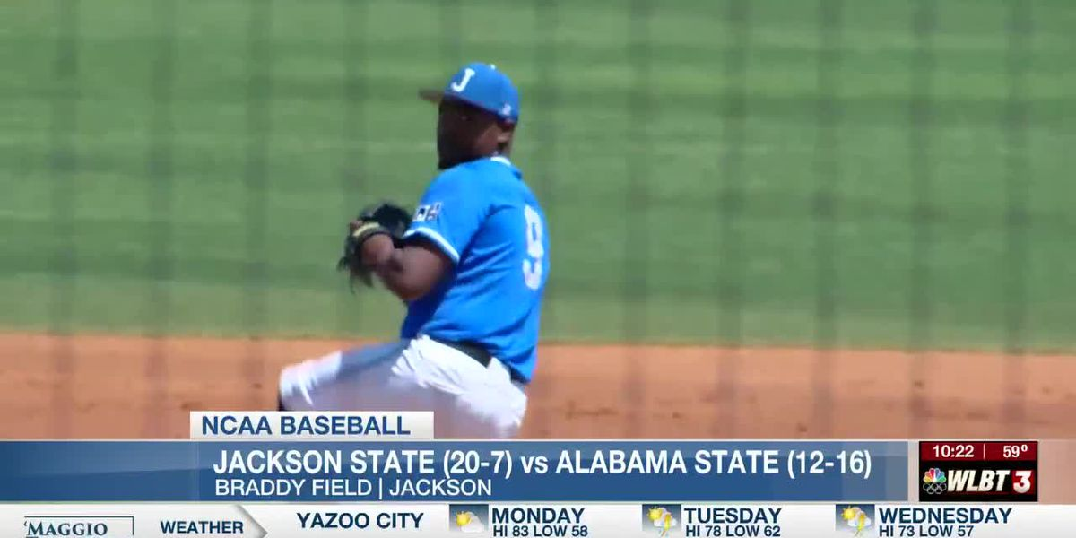 JSU sweeps Alabama State, moves to 15-0 in SWAC