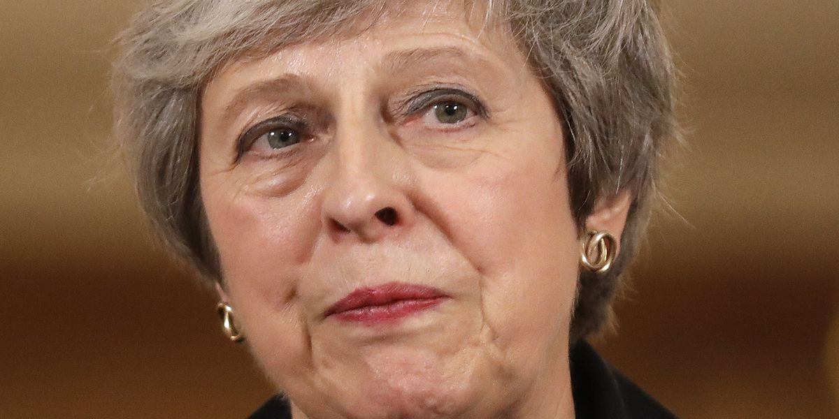The DUP just stopped supporting Theresa May in parliament