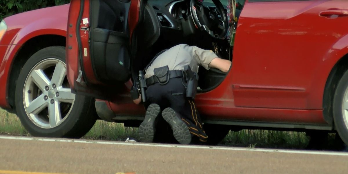 Several agencies conduct security checkpoints for holiday weekend