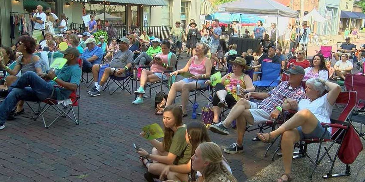 Red Brick Roads Festival wraps 2-day run in Clinton