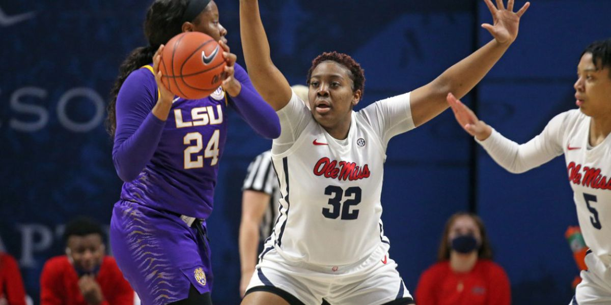 Ole Miss drops OT thriller to LSU for first loss of season