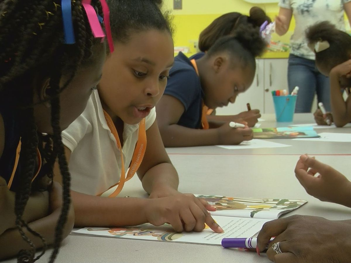 Read to Succeed literacy camp focuses on student needing to pass state reading test
