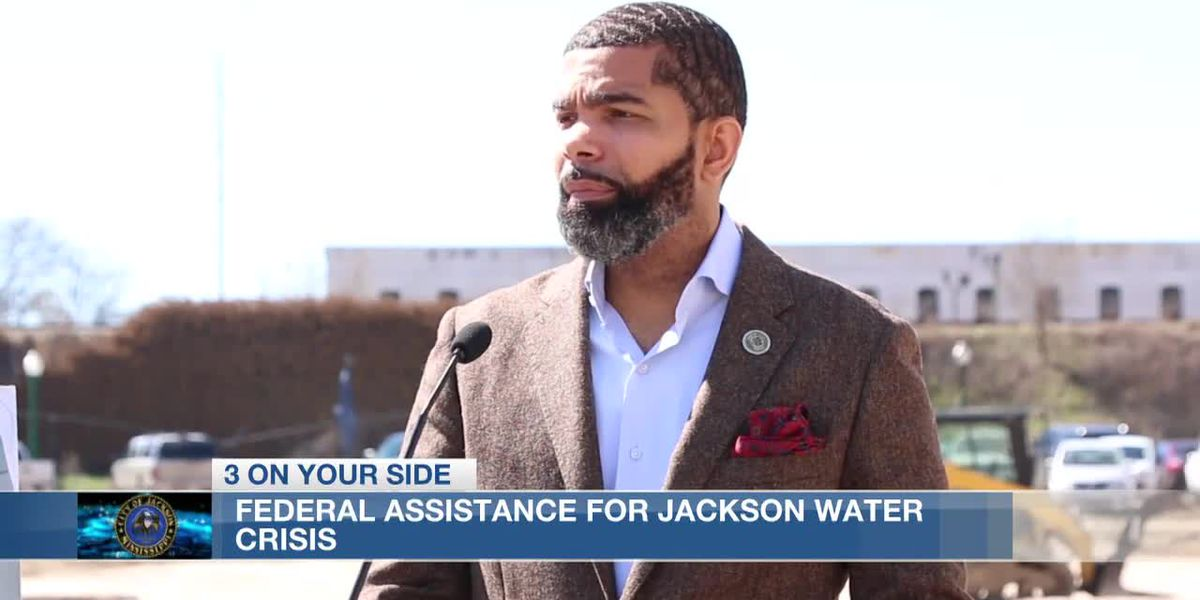 Reeves supports federal relief for water repairs, opening door for possible help in Jackson
