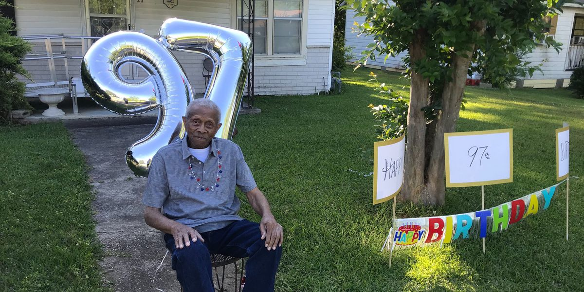 Sumrall celebrates WWII vet's 97th birthday with surprise