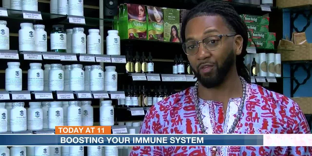 Today at 11: Boosting your Immune System