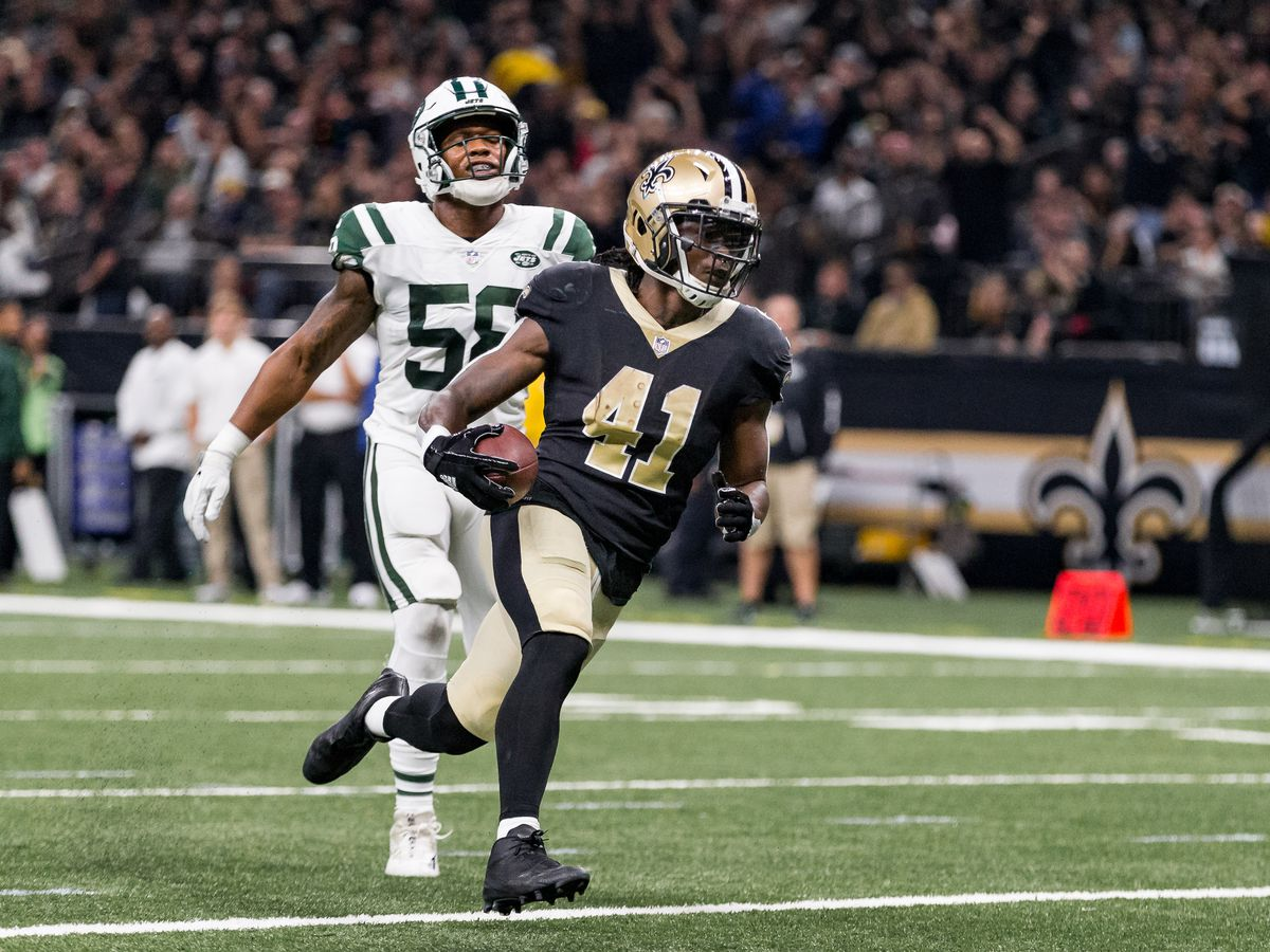 Payton expects Kamara 'to be ready to play' against the Falcons